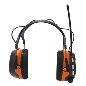 Høreværn med Bluetooth